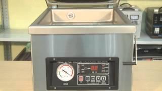 видео Настольный вакуумный упаковщик, вакуумные упаковщики настольные