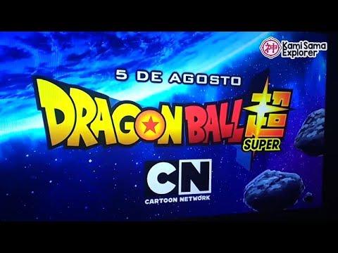 Segundo trailer de dragon ball super cartoon network ( oficial)