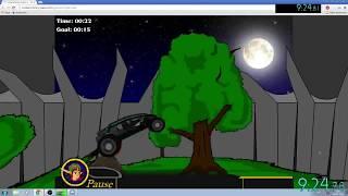 Jak 3 - Flash Game Blind race with Jak Community