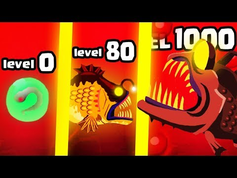HOW STRONG IS THE HIGHEST LEVEL FISH DEVIL EVOLUTION? (LEVEL 1000) l Nightmare Fishing Tournament