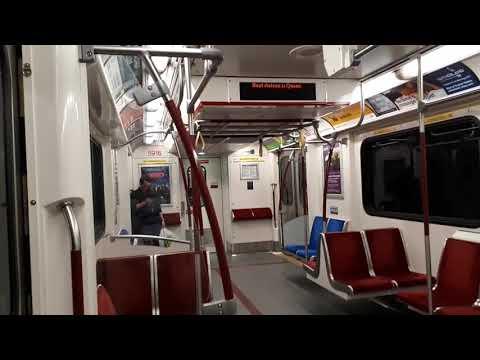 TTC Subway 95