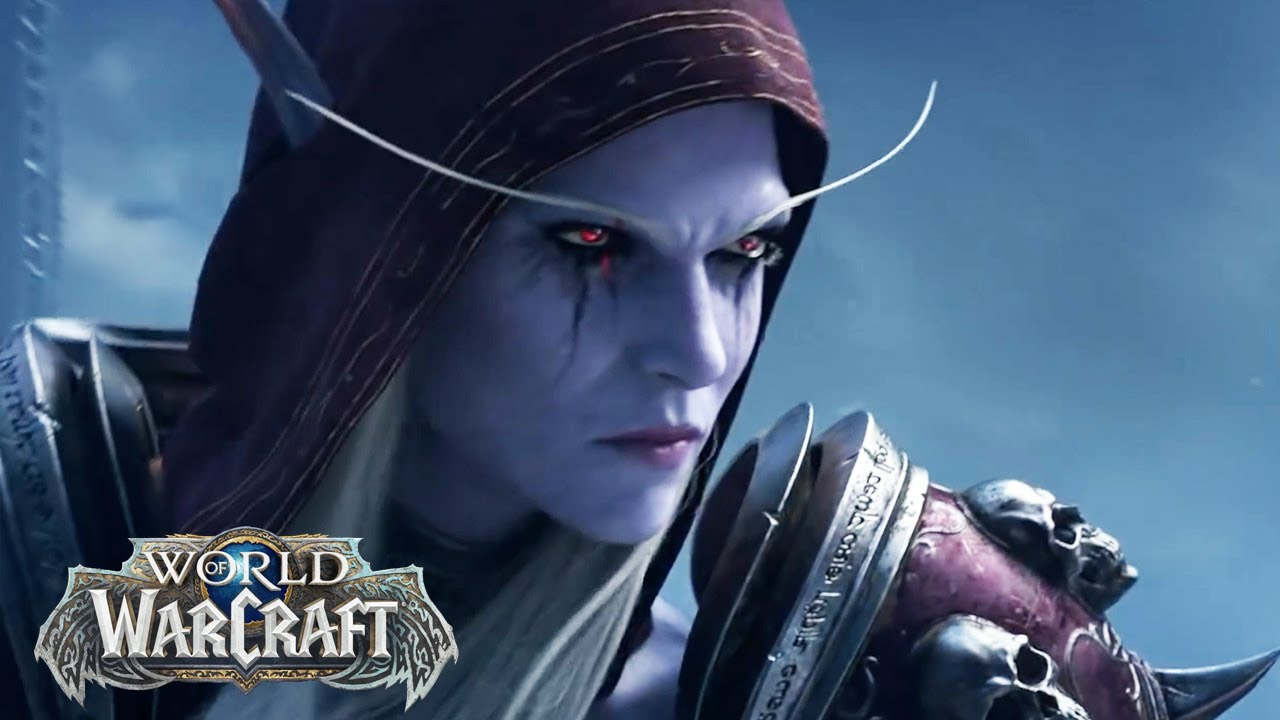 World of Warcraft (2021): All Shadowlands Cinematics in ORDER (Up to 9.1: Chains of Domination)