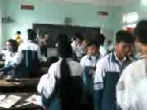 Chia tay các giáo sinh thực tập (2)