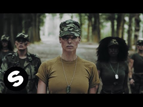 Sidney Samson & Gwise - Soldier (Official Music Video)