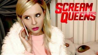 Scream Queens makeup tutorial Chanel#1