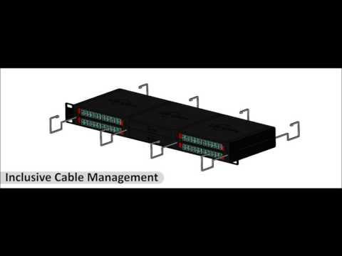 LITE LINKE MTP Fibre Solutions by GEM CABLE