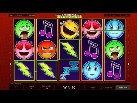 Игровой автомат Slotomoji - Обзор оригинальной демо-версии