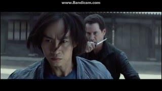 Тигр Чен против Донака Марк (отрывок из фильма: Мастер Тай Дзи)