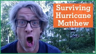 Repeat youtube video Surviving Hurricane Matthew! | The Holderness Family