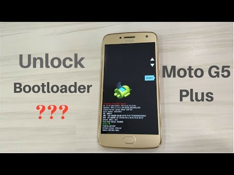Moto G5 Plus: How To Unlock Bootloader And Flash Custom Recovery.