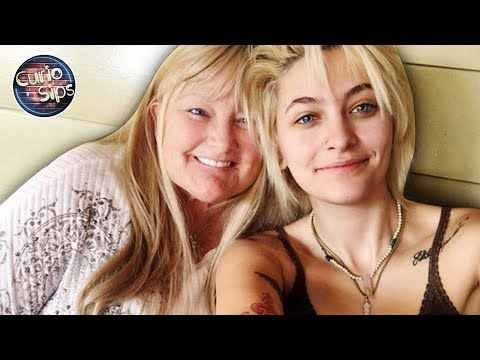 Paris Jackson's Mom the reason for her Depression?!