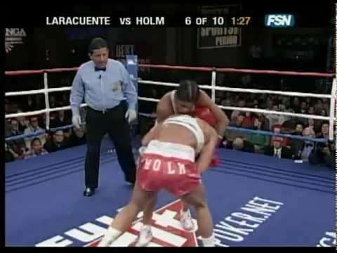 Belinda Laracuente v Holly Holm IFBA Championship Belt en streaming