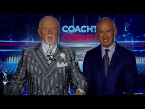 NHL Coach's Corner Playoffs May 21st, 2017