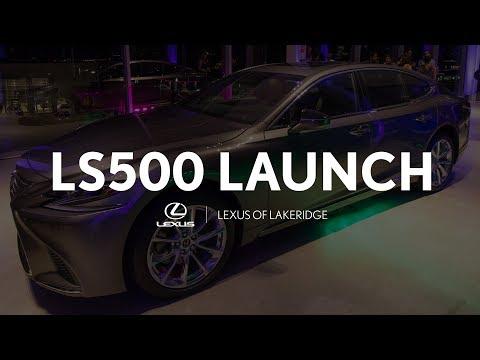 Lexus LS 500 Launch Party!