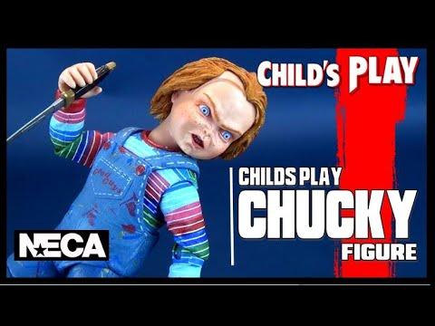 Toy Spot   NECA Child's Play Ultimate Chucky Figure