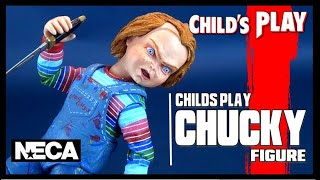 Child's Play Ultimate Chucky | NECA Toys Figure Review #Chucky