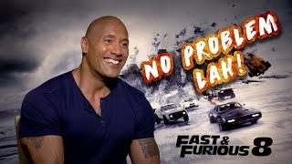 Dwayne The Rock Johnson is Malaysian?! - Fast 8