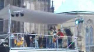 H-Blockx Domplatz Münster 08.09.2007 Celebrate Youth