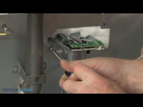 Door Lock Assembly - Kitchenaid Double Oven Electric Range #KFED500ESS02