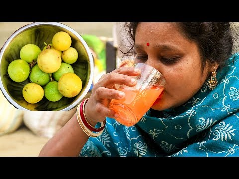YUMMY Passion Fruit Drink Making Passion Fruit Juice Drinking Village Food