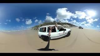 Nomads Fraser Island Tour in 360°
