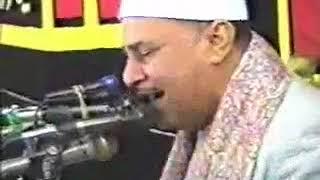 الشيخ محمود صديق المنشاوى الطور النجم 2000