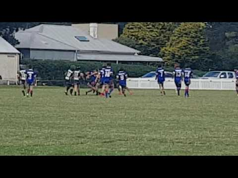 George Michael's Flick Pass at Michael Cronin Oval U14s (Group 7)