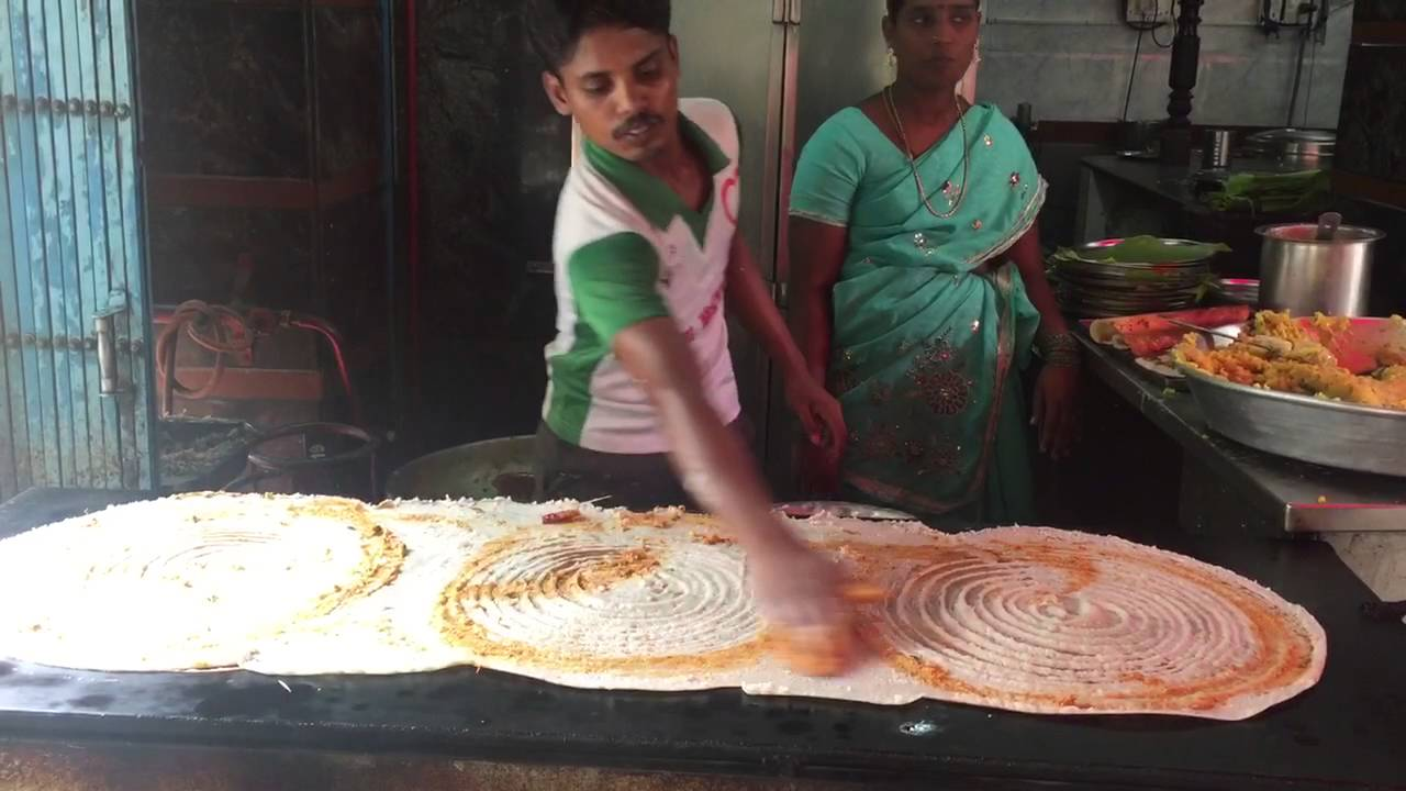 Family Dosa or 70mm Dosa