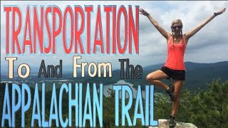 Transportation To and From the Appalachian Trail