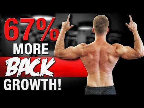 67% Faster Back Growth! | PULLING & ROWING PERFECTED!