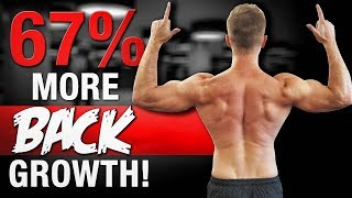 67% Faster Back Growth!   PULLING & ROWING PERFECTED!