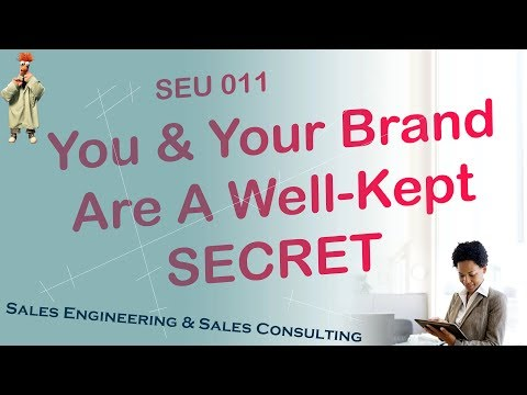 SEU 011 Job Hunting/Being Hunted as a Sales Engineer