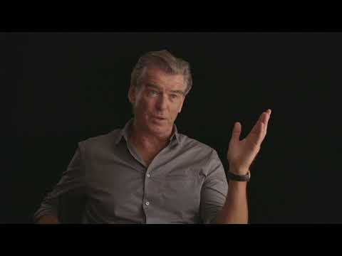 Foreigner - Itw Pierce Brosnan (official video)