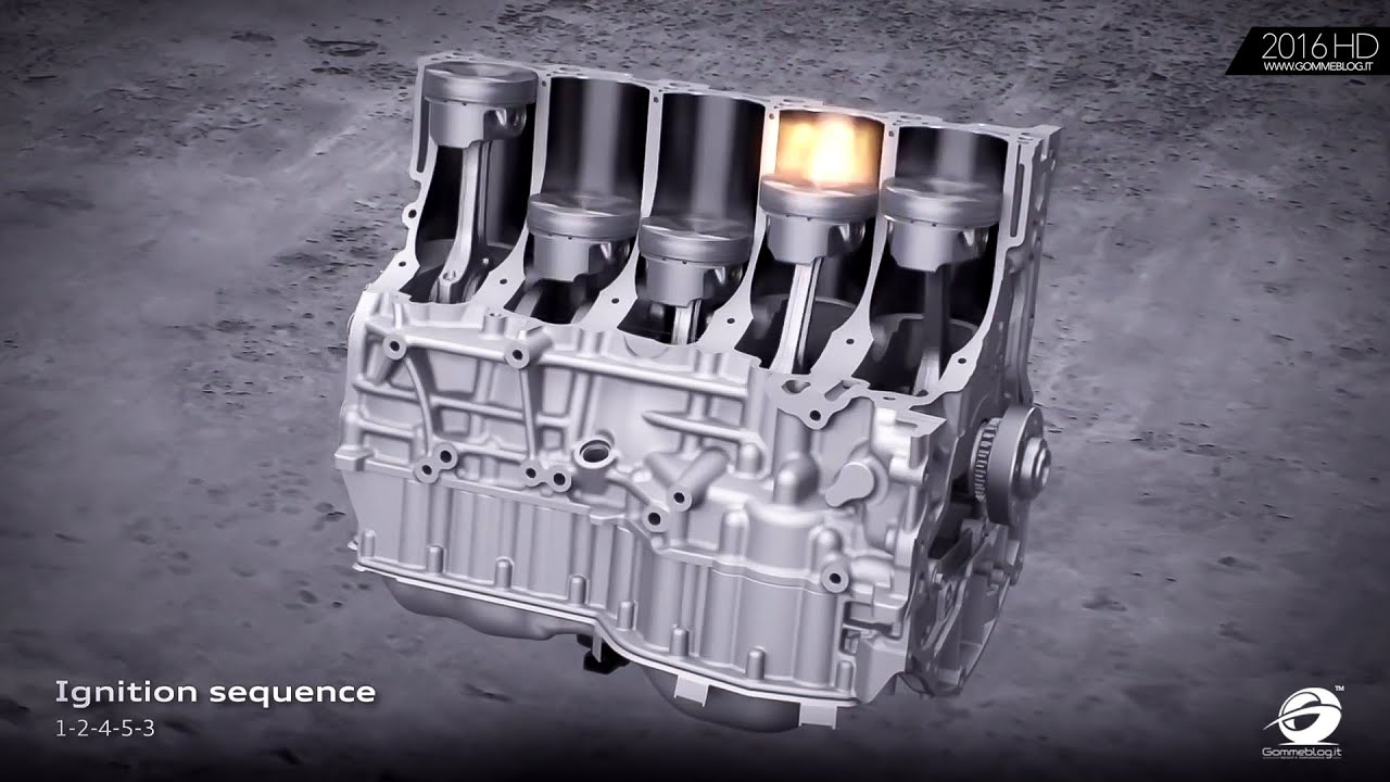 The Advantages And Disadvantages Of The Inline Five-Cylinder Engine