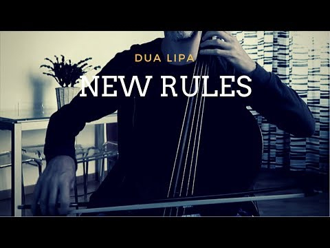 Dua Lipa - New rules for cello and guitar (COVER)