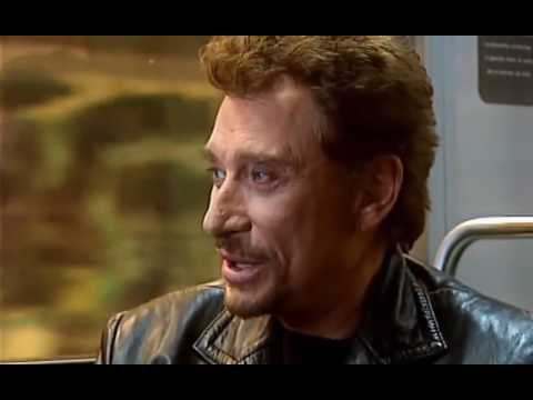 EMISSION HALLYDAY PAR JOHNNY