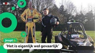 De vader van Rocco Coronel rijdt de Dakar-rally