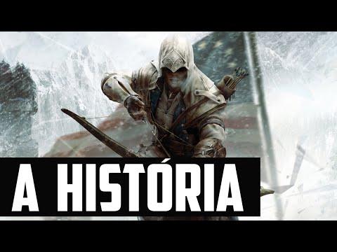 Sessão Spoiler - A História de Assassin's Creed 3