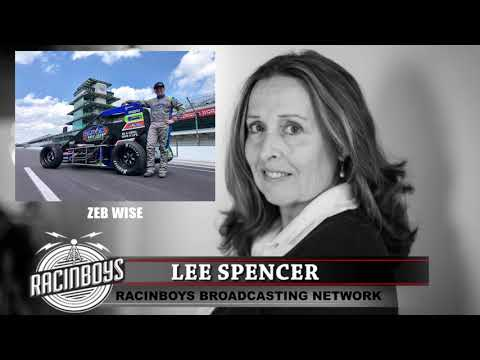 RacinBoys Lee Spencer with Zeb Wise