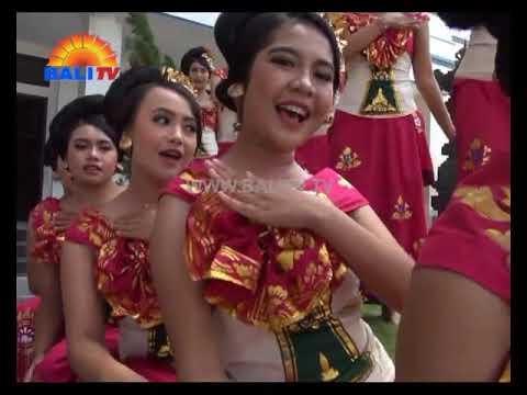 Galang Bulan SMK Kesehatan Bali Dewata Denpasar Folk Song Bali TV