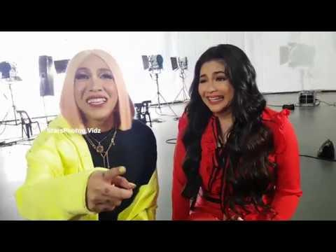 Regine Velasquez, Asar Talo Kay Vice Ganda! Regine Palaban sa mga Jokes ni Vice sa Concert!