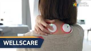 """[SMEs on the rise] Developing wearable devices, """"WELLSCARE(웰스케어)"""""""