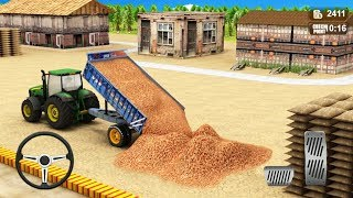 Real Tractor Farming Simulator 2018 - Virtual Farmer Sim - And…