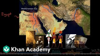 Ancient Egypt | Early Civilizations | World History | Khan Academy