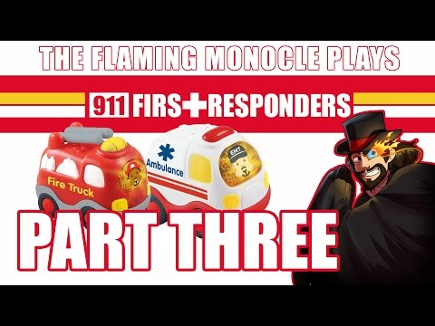 ALL THE EMERGENCIES! - 911: First Responders - PART 3