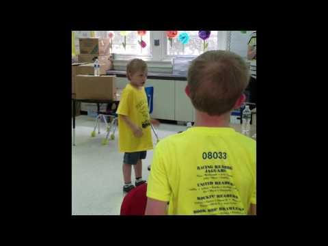 5 gracias Marshall Field Day Song
