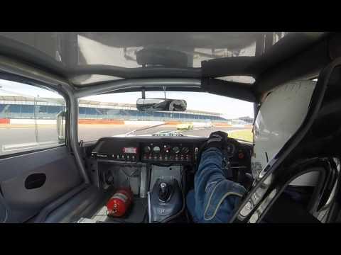 #6 Julian Barter – Silverstone GP Circuit