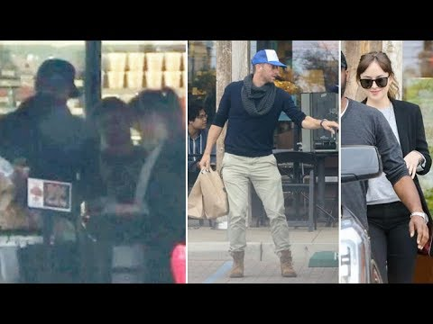 EXCLUSIVE - It's Serious! Hot Couple Dakota Johnson And ...