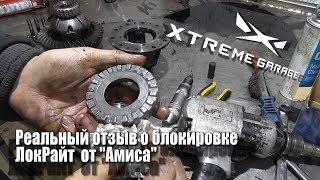 """Реальный отзыв о блокировке ЛокРайт от """"Амиса"""""""
