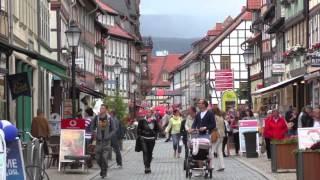 Reisen in Deutschland - Wernigerode und Goslar